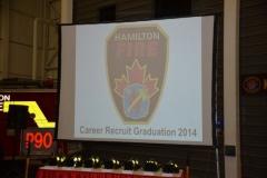 2014 - Graduation Class Fall