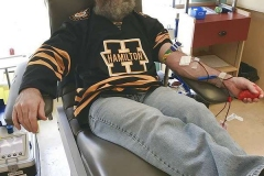 2019 Hockey Gives Blood
