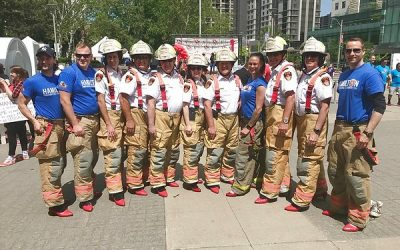 HPFFA Walks a Mile for Women