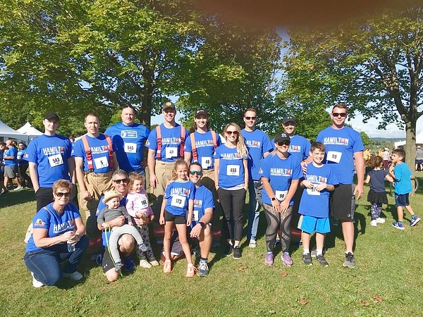 HPFFA Runs in Strides for the General
