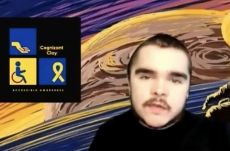 Cognizant Clay Podcast about the HPFFA Charity