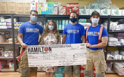 HPFFA Donates to Essential Aid