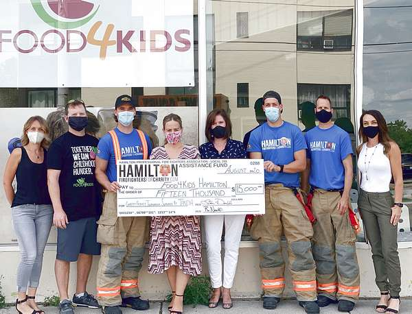 HPFFA Shoots & Scores for Food4Kids